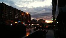 Sunset, Prishtina - Kushtrim Thaqi